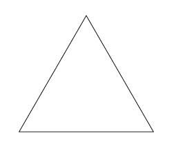 正三角形爆誕
