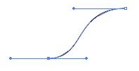 アンカーポイントと方向線5