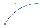 アンカーポイントと方向線3