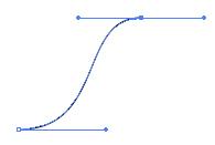 アンカーポイントと方向線2