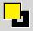 塗り黄色線黒